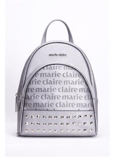 Marie Claire Sırt Çantası Gri